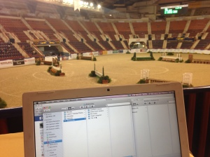 My view for Harrisburg