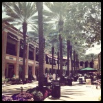 City Place shopping area in West Palm Beach