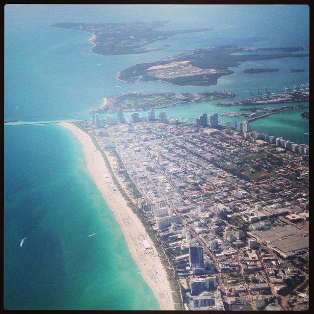 Goodbye Miami!
