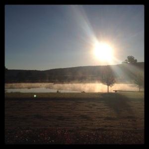 Morningside at 7:30am.