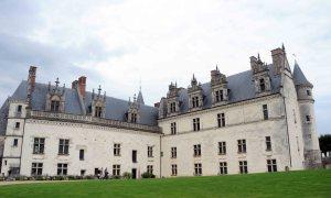 Chateau de Amboise.