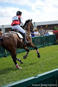 The Wellington Eventing Showcase was truly something else! Competitors galloped through the VIP tent.