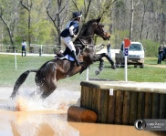 I love going to new event. It was amazing to be at the christening of the new advanced course (and future WEG course) at The Fork at Tryon. This is Jenny Caras and Fernhill Fortitude.