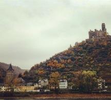 Crusing on the Rhine