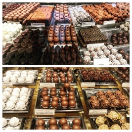 Chocolate galore!