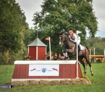 Just a nice shot of the Fair Hill CCI*** winner Seleno O'Hanlon on Foxwood High.
