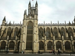 Bath Abbey.