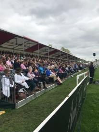 Lots of spectators