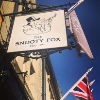 A cute pub in Tetbury