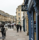 Shopping in Bath
