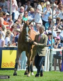 Andrew Nicholson retires Nereo