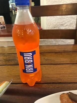 An interesting local soda